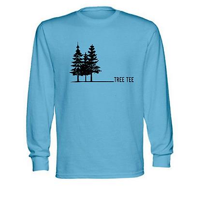 Tree Tee Trees Adult Unisex Long Sleeve T-Shirt