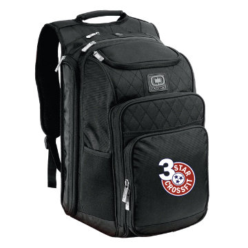 3 Star Crossfit Backpack