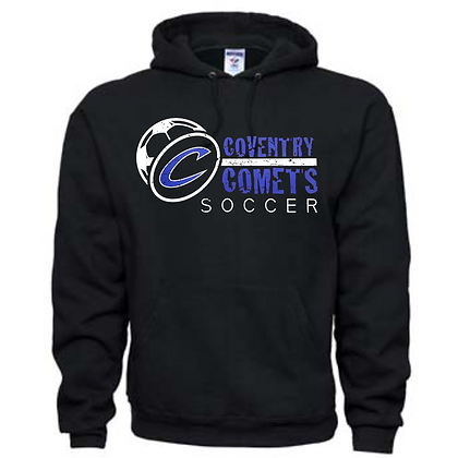Coventry Comets Soccer Logo #55 Unisex Hoodie
