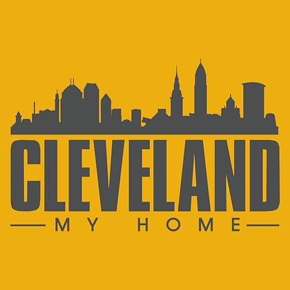 Cleveland Grey Skyline
