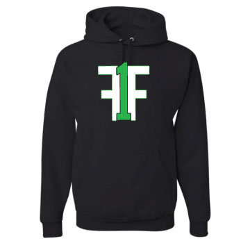 Fitness Forty One Unisex Cotton blend Hoodie