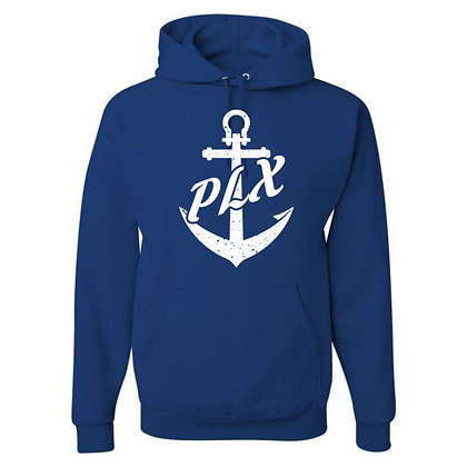 PLX Anchor Unisex Hoodies