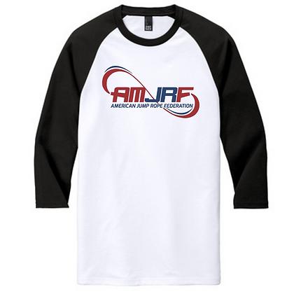 AMJRF 3/4 Men's Long Sleeve T-Shirt