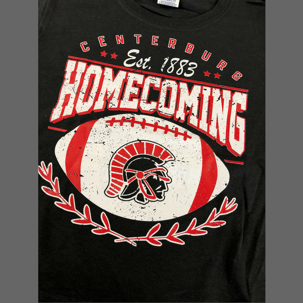 Centerburg Homecoming T-Shirt