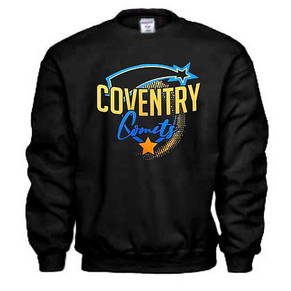 Coventry Comets General Logo #10 Unisex Crew Neck Sweater