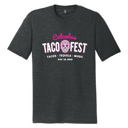 Columbus Taco Fest Unisex Event T-shirt - Customizable
