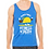 Thumbnail: I'm Into Fitness, Fitness Taco in My Mouth Men's Tank Top