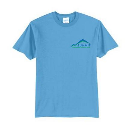Summit ESC Left Chest Adult Shirt