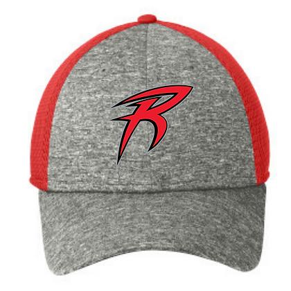Akron Racers Unisex Stretch Mesh Hat