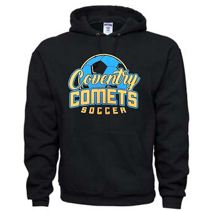 Coventry Comets Soccer Logo #53 Unisex Hoodie