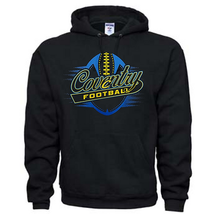 Coventry Comets Football Logo #44 Unisex Hoodie
