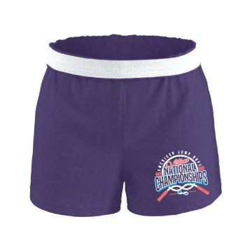 AMJRF Event Ladies Soffe Shorts