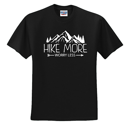 Hike More Unisex T-Shirt