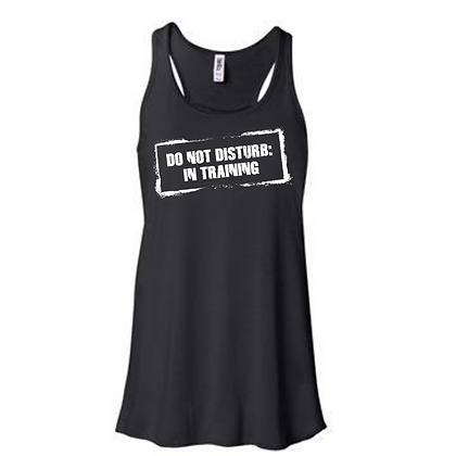 Do Not Disturb Ladies Tank