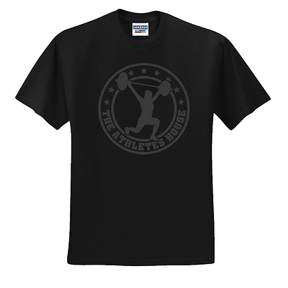The Athlete's House Unisex Cotton blend T-shirt