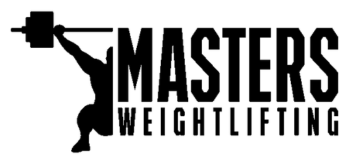 USA Masters Weightlifting Logo