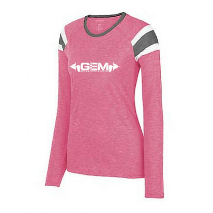 G.E.M. Ladies Augusta Long Sleeve Shirt