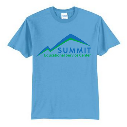 Summit ESC Full Front Adult Shirt