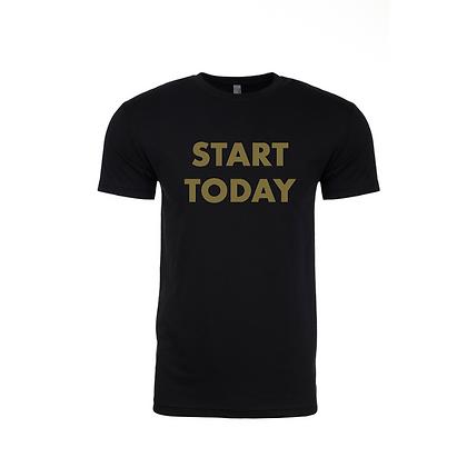 Start Today Unisex Scoop Neck Shirt