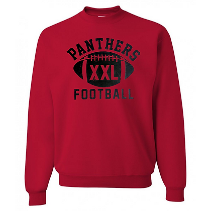 Norton Panthers Football Logo #49 Unisex Sweatshirt