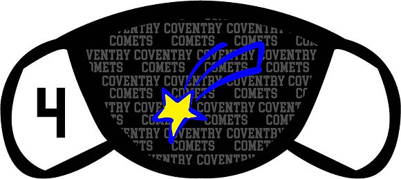 Coventry Star Face Mask