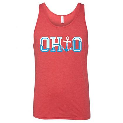 Ohio Anchor Men's Tank Top