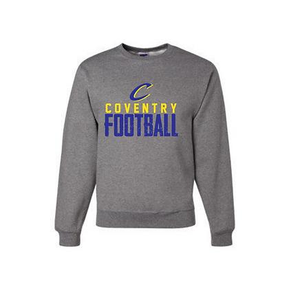Coventry Comets Football Logo #48 Unisex Crew Neck Sweater