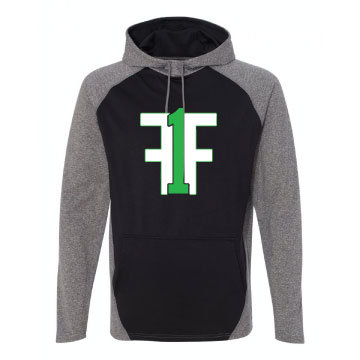 Fitness Forty One Zeal Hoodie