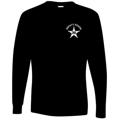 Deputy Roush Benefit Long Sleeve T-Shirt