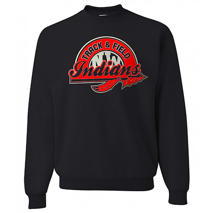 Northwest Indians Track Logo #67 Unisex Crew Neck Sweater