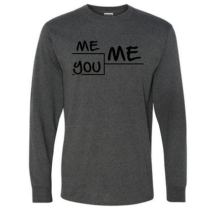 Wrestling Logo # 45 Unisex Long Sleeve T-Shirt