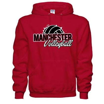 Manchester Panthers Volleyball Logo #84 Unisex Crew Neck Sweater