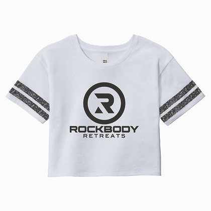 Rockbody Boxy Crop Tee