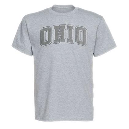 Gameday Glitter Ohio Unisex T-Shirt