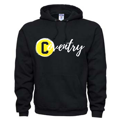 Coventry Comets General Logo #13 Unisex Hoodie