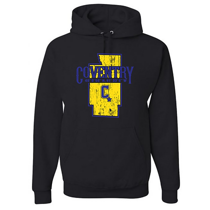 Coventry Comets General Logo #5 Unisex Hoodie