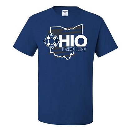 Ohio Lake Life Unisex T-Shirt