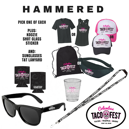Hammered Package