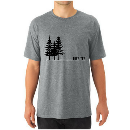 Tree Tee Trees Unisex Triblend T-shirt