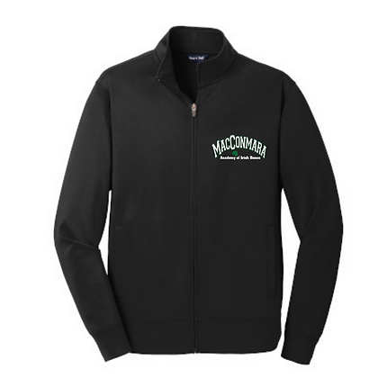 Macconmara Arched Left Chest Only Logo Jacket