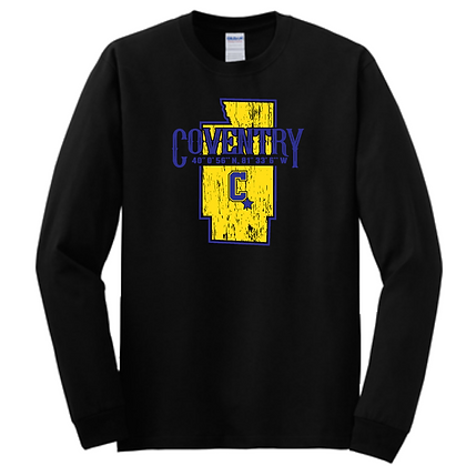 Coventry General Design #5 Long Sleeve T-Shirt
