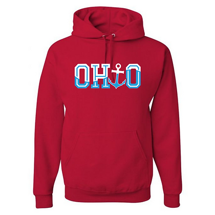 Ohio Anchor Unisex Hoodies