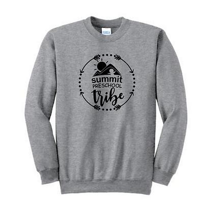 Summit Preschool Tribe Adult Crewneck Sweatshirt