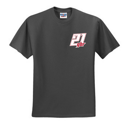 Greg Barnard Racing (Red & White) T-Shirt