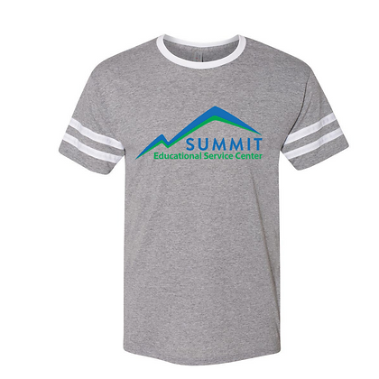 Summit ESC Full Front Varsity Tee