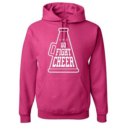 Go Fight Cheer Unisex Hoodie