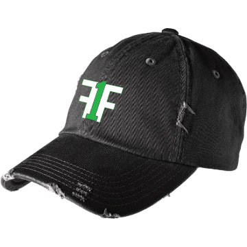 Fitness Forty One Ladies Distressed Hat