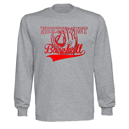 Northwest Indians Baseball Logo #29 Unisex Long Sleeve