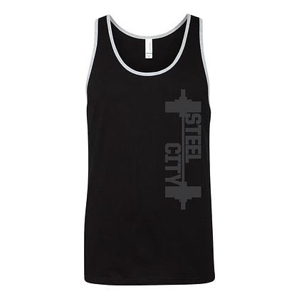 Steel City Design #6 Unisex Tank Top