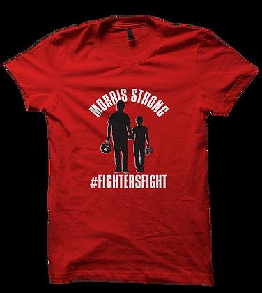 Gameday Sportswear Morris Strong Fundraiser Unisex T-Shirt
